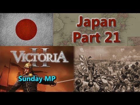 Japan - Victoria II Sunday Multiplayer - Part 21