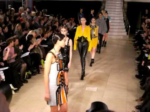 Holly Fulton London Fashion week AW2009