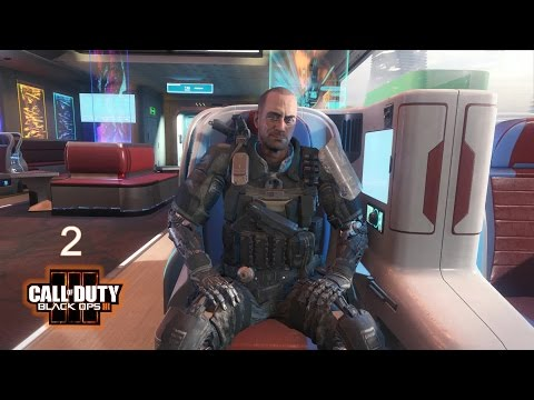 Call of Duty  Black Ops 3: Nouveau Monde - Zurich - Walkthrough #2 FR