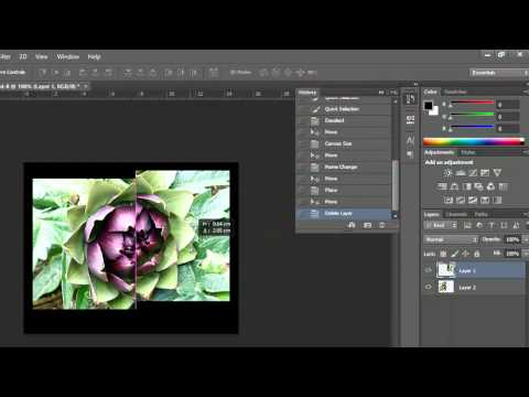 How to Put Two Scanned Pages Into One File : Photo & Video Editing