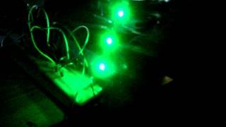 LM324-N  Quad Op amp and led strip