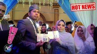 Hot News! Sah! Muzdalifah dan Khairil Anwar Resmi Jadi Suami Istri - Cumicam 22 Mei 2017