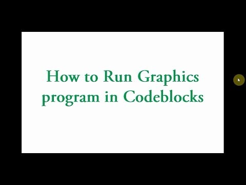 c c++ Graphics Tutorial