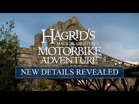 Houston - New Harry Potter Roller Coaster Details Revealed