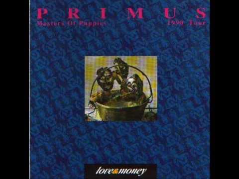 Primus - Master Of Puppies (1990 Tour)