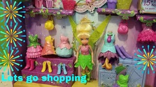 TINKER BELL!! TINK'S BLING BOUTIQUE!! 15 fashion Accessories.