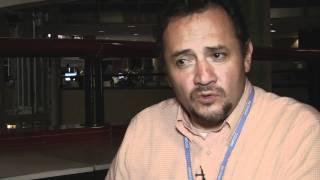 video of  Rene Orellana, Jefe de la Delegacion Boliviana, desde Durban (Part II)