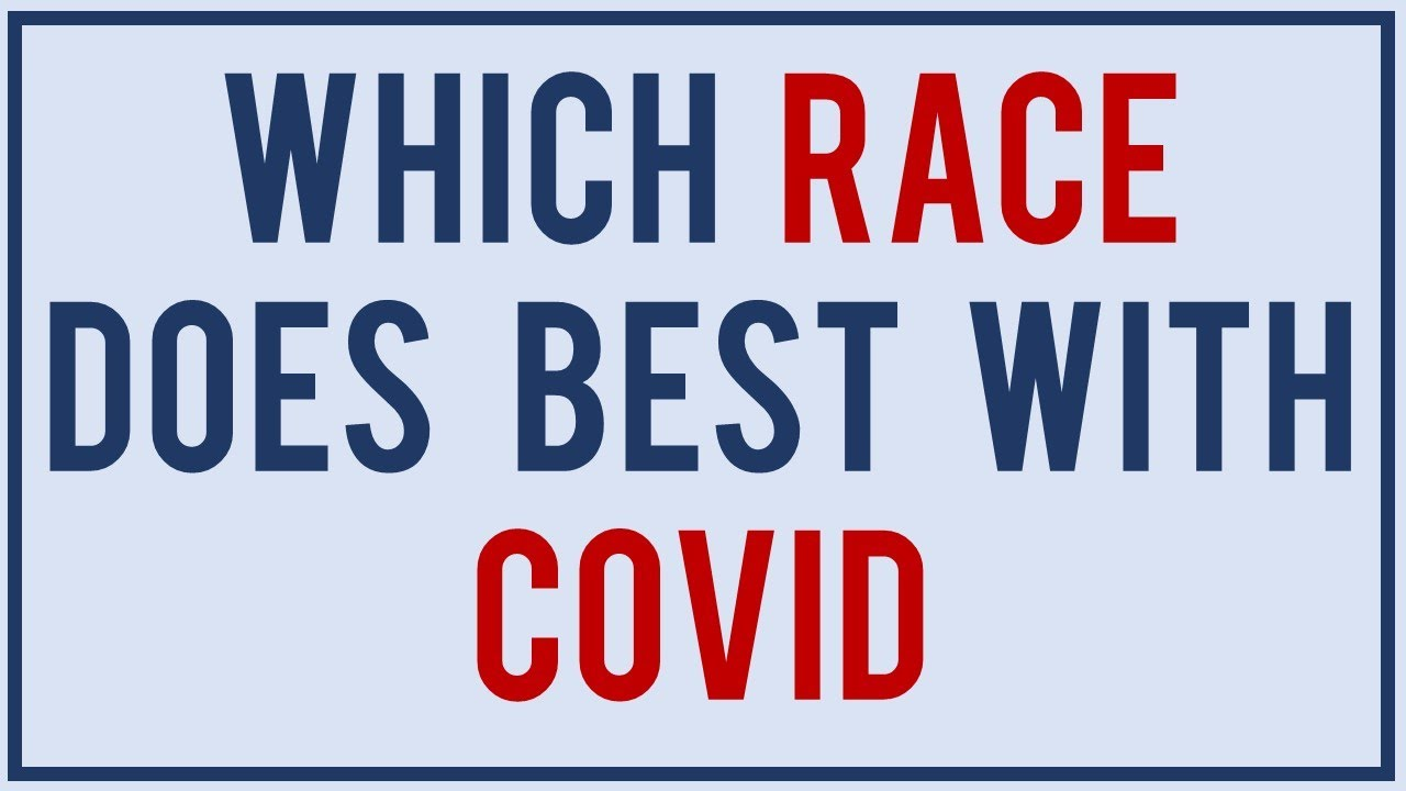 COVID Race Based Cases, Hospitalizations and Death