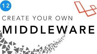 Laravel Beginner tutorial | create your own middleware