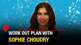 Sophie Choudry shares fitness tips | Work it Up | Rapid Fire