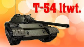Pokaż co potrafisz #1308 ► Lajtem jak Hewikiem - T-54 ltwt.