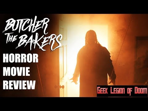 BUTCHER THE BAKERS  ( 2017 Ryan Matthew Ziegler ) Horror Comedy Movie Review