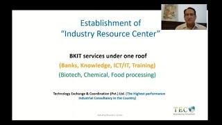 Industry Resource Center | BKIT
