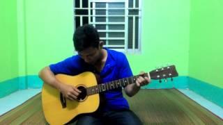 Chia tay tình đầu guitar