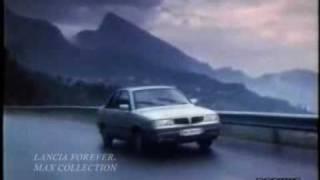 Lancia dedra spot commercial anno 1989