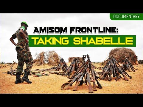 AMISOM FRONTLINE: Operation Free Shabelle
