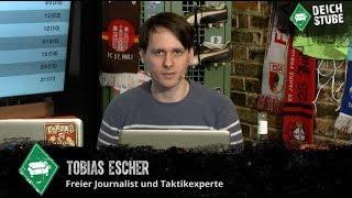(B)EscherWisser-Taktik-Analyse: So kann Werder Frankfurt schlagen