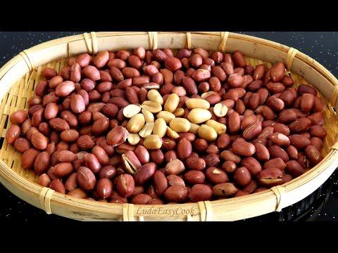 Как сушить орехи в микроволновке