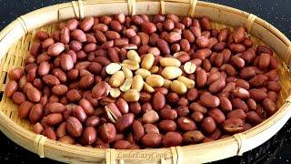 Как жарить орехи в микроволновке видео рецепт [LudaEasyCook]