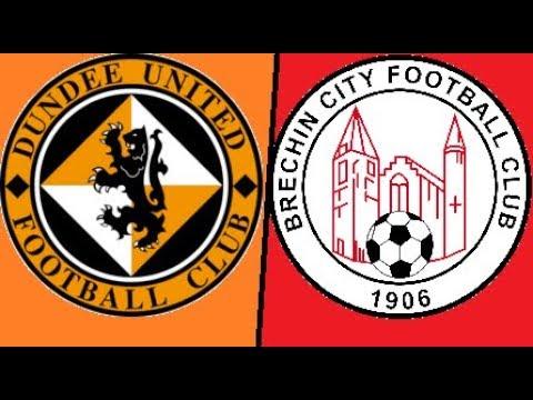 Dundee United Vlogs | Dundee United v Brechin City #2