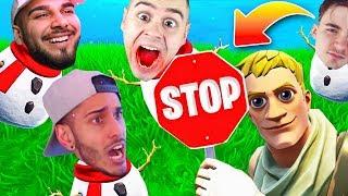 HALT' STOP MODUS! 😂 Mit MrGamerPros, VEC und RUSSIK