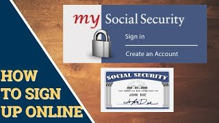 How To Sign Uṗ For My Social Security Account Online