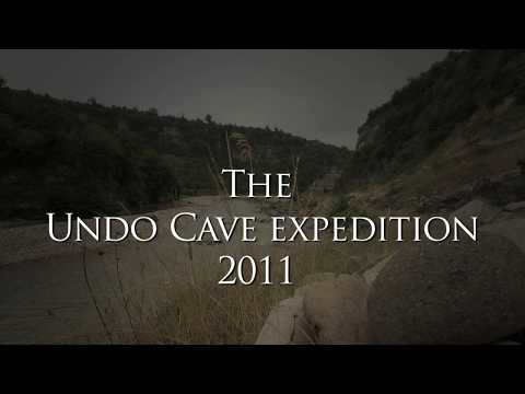 The Undo Cave (Republic of Georgia) part 1