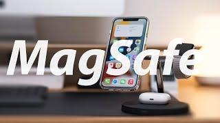 【苹果用户必看】快速提升幸福感的 MagSafe 配件 feat. 贝尔金