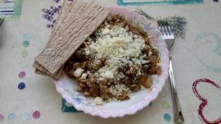 ПП рецепты |Тушеная капуста| ПП обед | ПП ужин