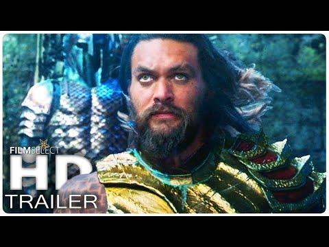 AQUAMAN Trailer Italiano (2018)