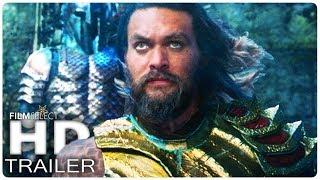 AQUAMAN Trailer Italiano (2018) streaming