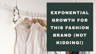 Fashion Brand Scaling (No Kidding!) Through Facebook Ads
