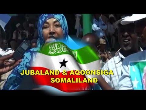 Kismayo - Dowlad G/Jubaland oo Aqoonsatay Somaliland - iyaguna Aqoonsi Raadinayaan