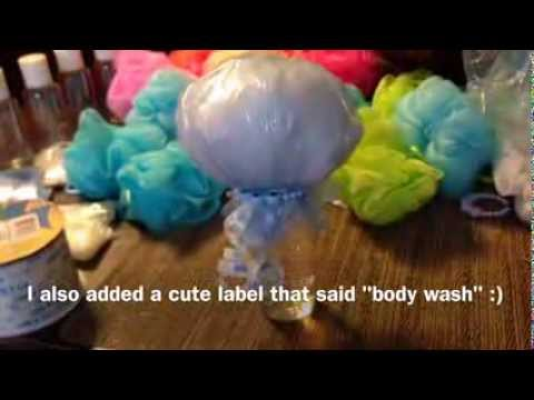 Baby Shower Prizes