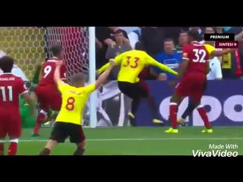 EPL 2017 Goals Of the Week