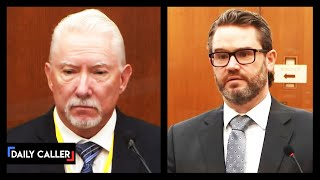 Use-Of-Force Expert Testifies Derek Chauvin's Actions Were Justified