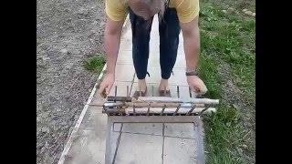 Чудо лопата, копалка для огорода, приспособление для копки.(3 модификации чудо лопаты, сделанных своими руками. Копает быстро и легко, глубина высказывания 20-25 см., 2016-05-02T10:58:06.000Z)