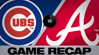 Inciarte, Acuna homers lead Braves to win - 4/1/19