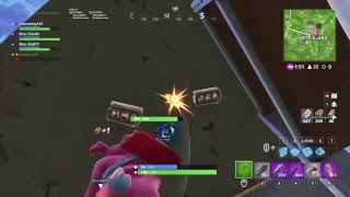 Playing on keyboard and mouse// Fortnite PS4 Gameplay//NEW GAME MODE *SOARING 50vs50*