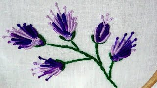Hand Embroidery : Brazilian Embroidery