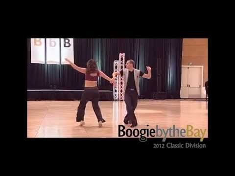 Gerald Cote & Robin Cote - 2012 Boogie by the Bay (BbB) - Classic Division - Video Vault