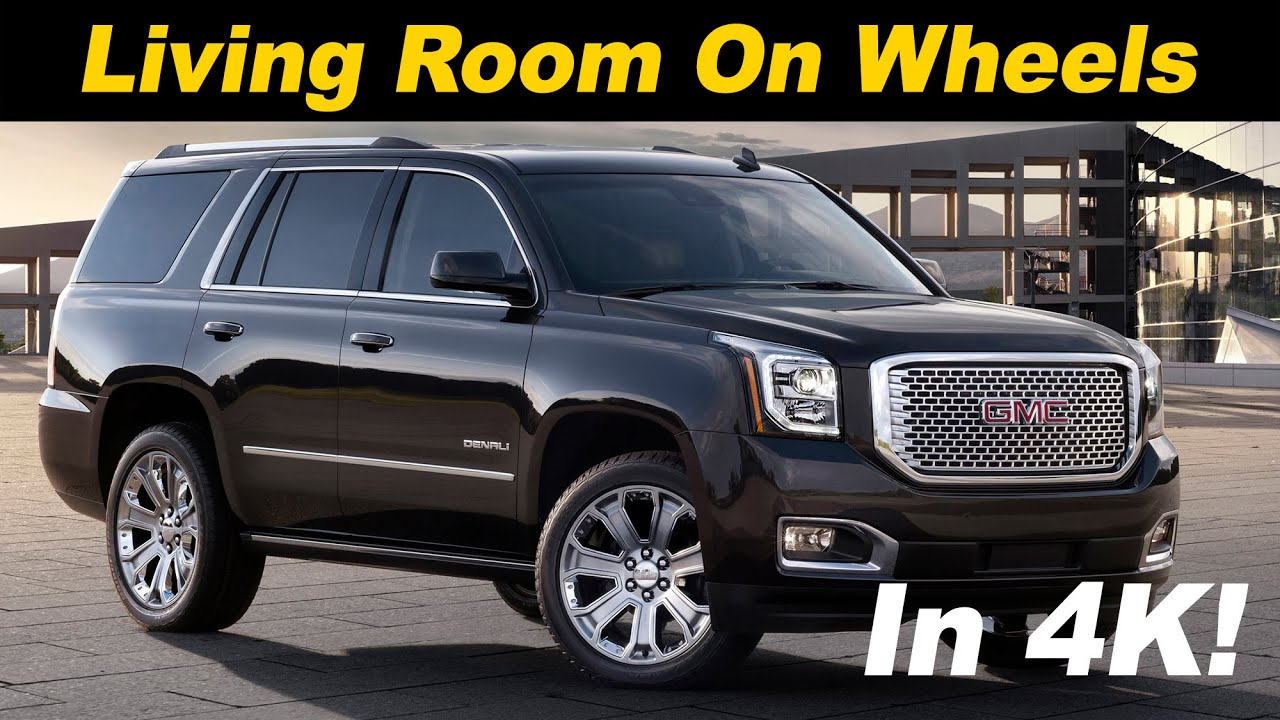 Suburban Vs Tahoe >> 2016 / 2017 GMC Yukon Denali XL Review (also covers Tahoe ...