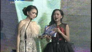 "MNCTV Dangdut Awards - "" Penampilan Terpopuler ""  Zaskia Gotik"