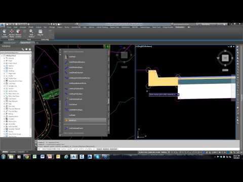 CAD-1 Presents - Advanced features  Corridors, Assemblies and the use of Targets in Civil 3D