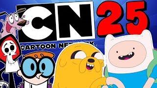 Video Happy 25th Anniversary to Cartoon Network (& NEW BUMPER!) download MP3, 3GP, MP4, WEBM, AVI, FLV Agustus 2018