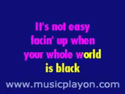 Rolling Stones - Paint It Black (karaoke)