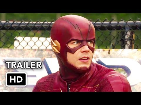 "The Flash 4x10 Trailer ""The Trial of The Flash"" (HD) Season 4 Episode 10 Trailer"
