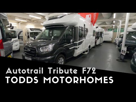 Autotrail Tribute F72 | Todds Motorhomes