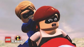 ELASTIGIRL IN ACTION! NEW SUPERHEROES! | LEGO The Incredibles - Part 2 (PS4 Pro)