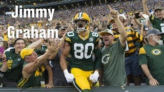 Film Room: Jimmy Graham - The Packers' Redzone Nightmare (Big Play Ep. 26)